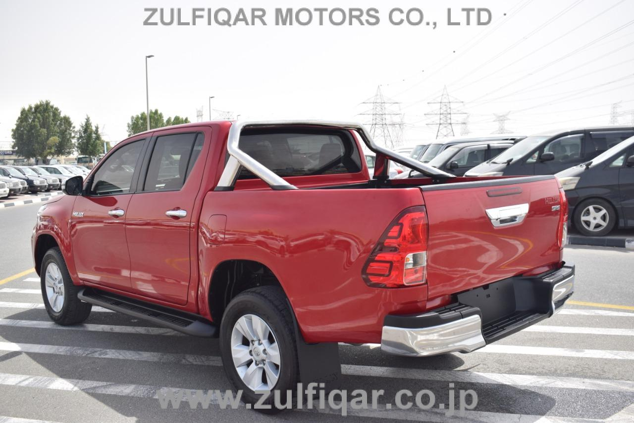 TOYOTA HILUX PICK UP 2017 Image 2