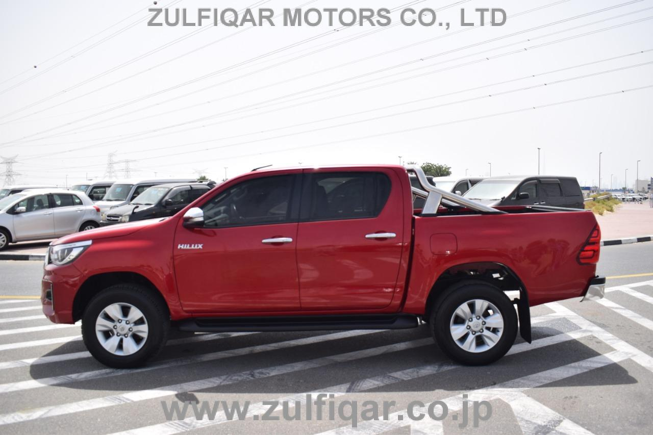 TOYOTA HILUX PICK UP 2017 Image 12