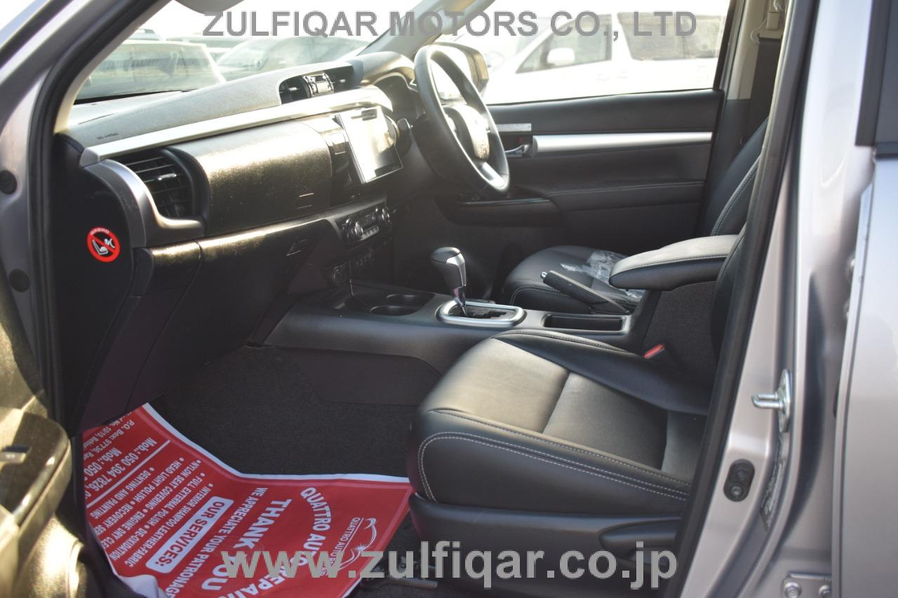 TOYOTA HILUX PICK UP 2019 Image 11