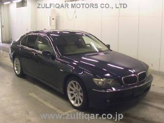 BMW 7 SERIES 2006 Image 1