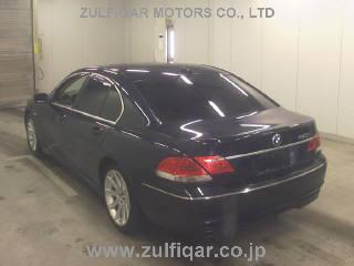 BMW 7 SERIES 2006 Image 2