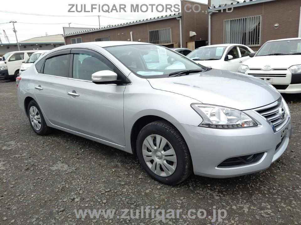 NISSAN SYLPHY 2015 Image 2