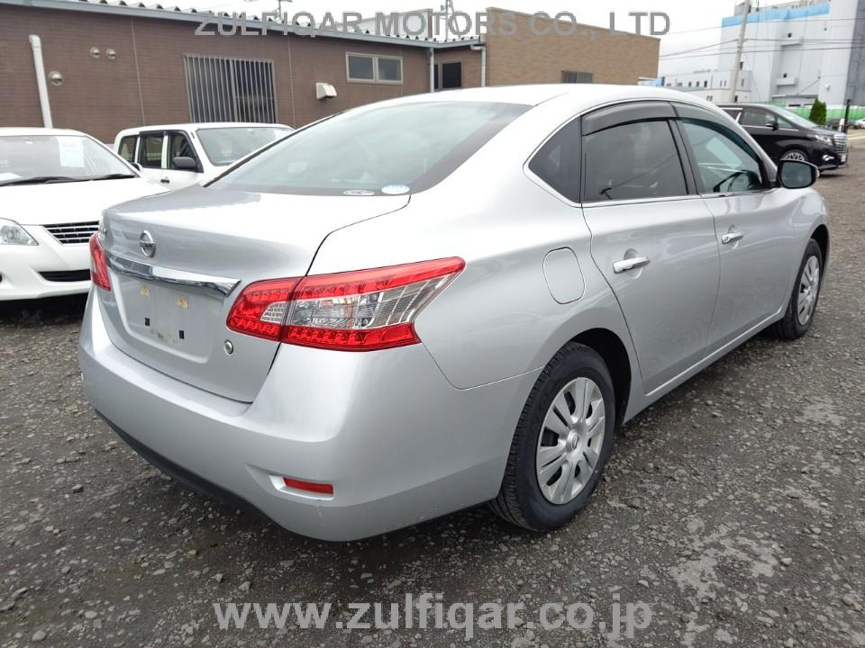NISSAN SYLPHY 2015 Image 3