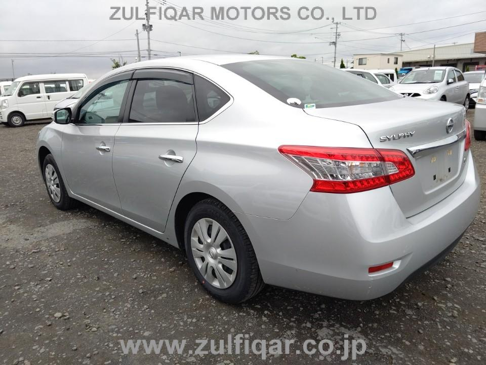 NISSAN SYLPHY 2015 Image 5