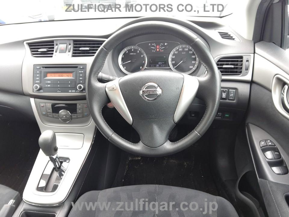 NISSAN SYLPHY 2015 Image 6