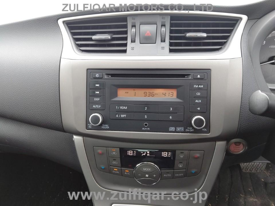 NISSAN SYLPHY 2015 Image 7