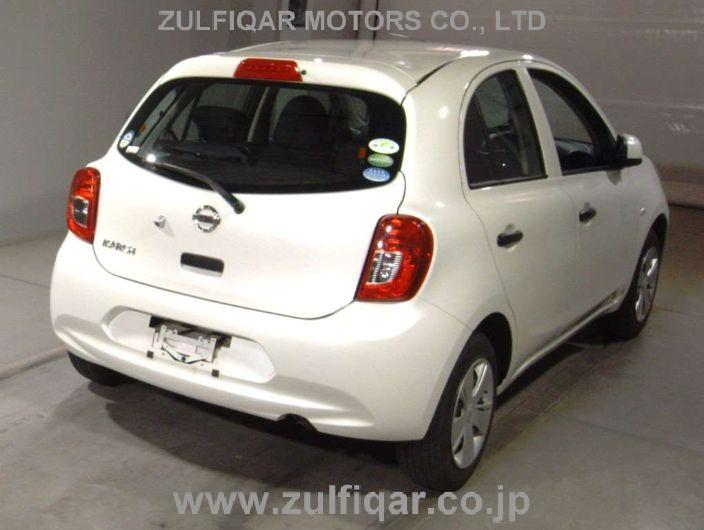 NISSAN MARCH 2017 Image 4