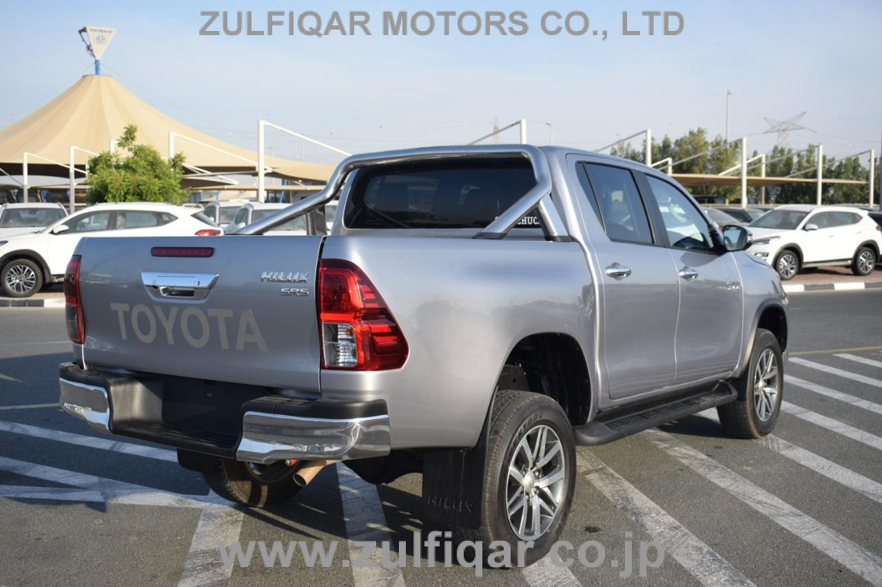 TOYOTA HILUX PICK UP 2019 Image 12