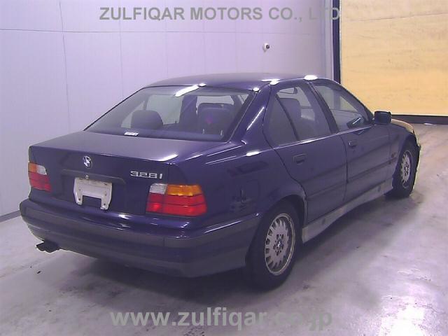 BMW 3 SERIES 1996 Image 2