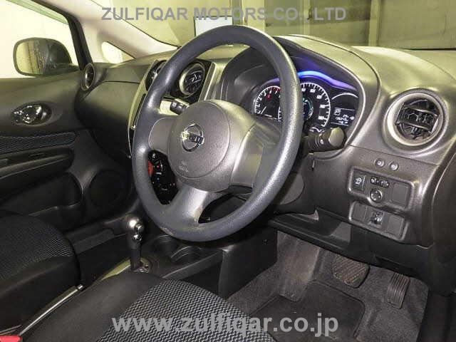 NISSAN NOTE 2014 Image 3