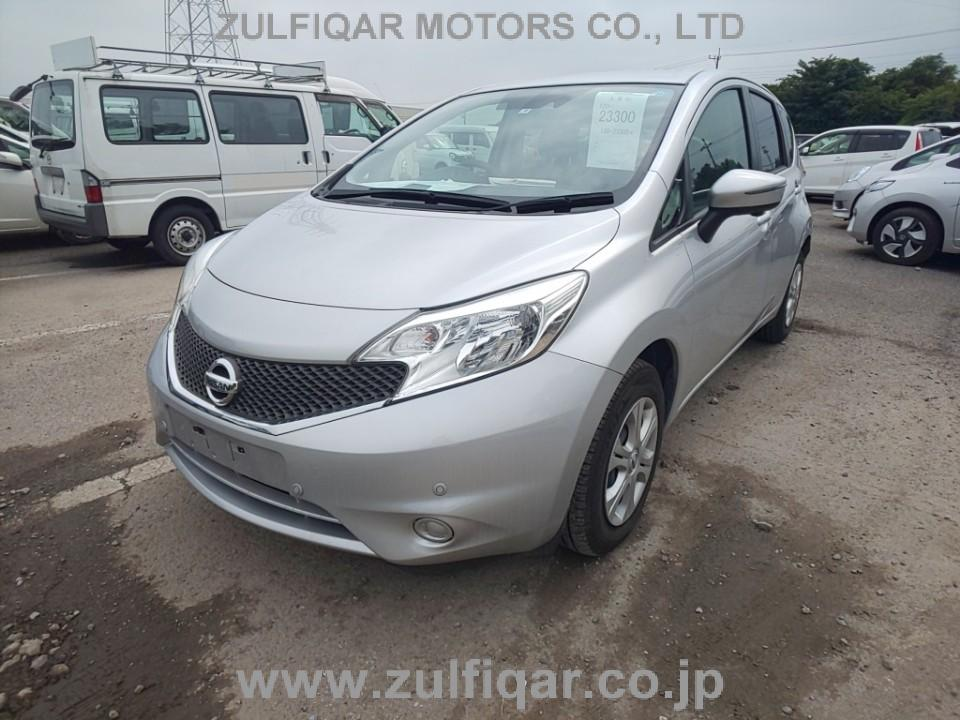 NISSAN NOTE 2015 Image 1