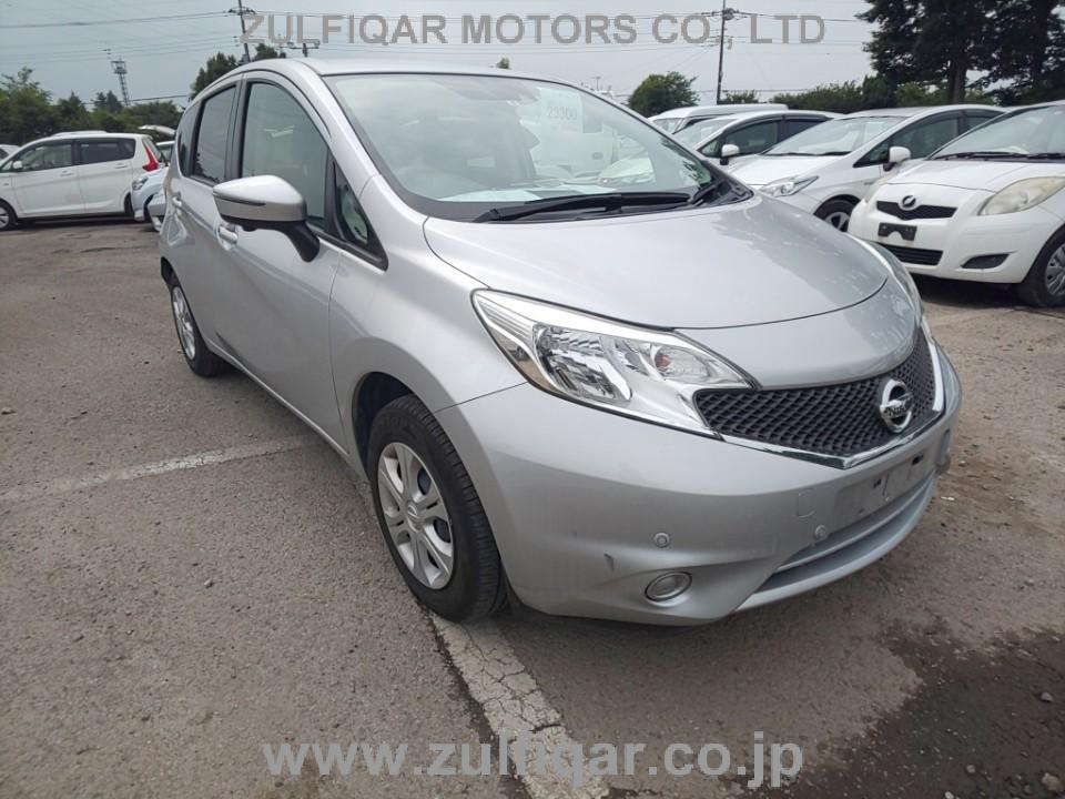 NISSAN NOTE 2015 Image 2