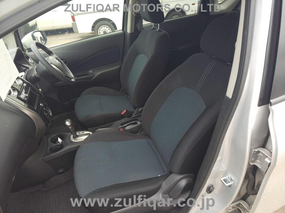 NISSAN NOTE 2015 Image 19