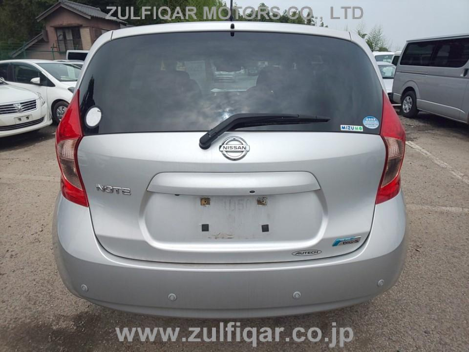 NISSAN NOTE 2015 Image 4
