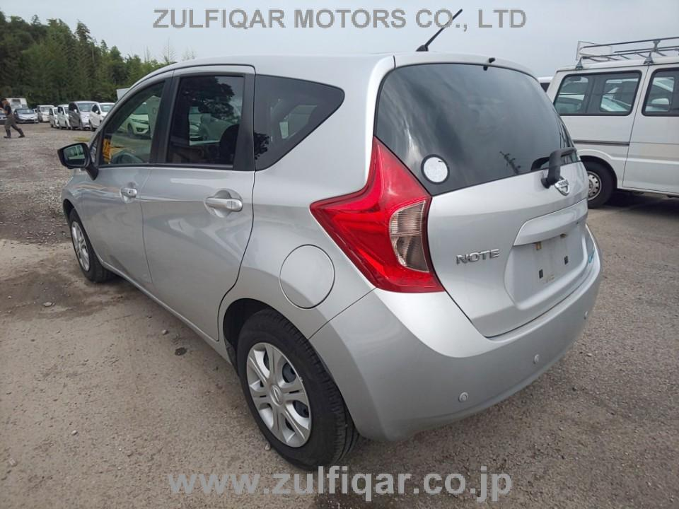 NISSAN NOTE 2015 Image 5