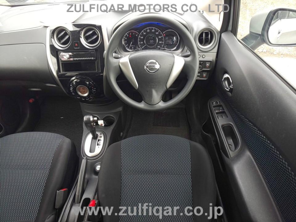NISSAN NOTE 2015 Image 7