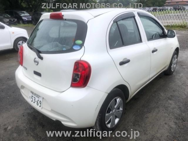 NISSAN MARCH 2014 Image 2