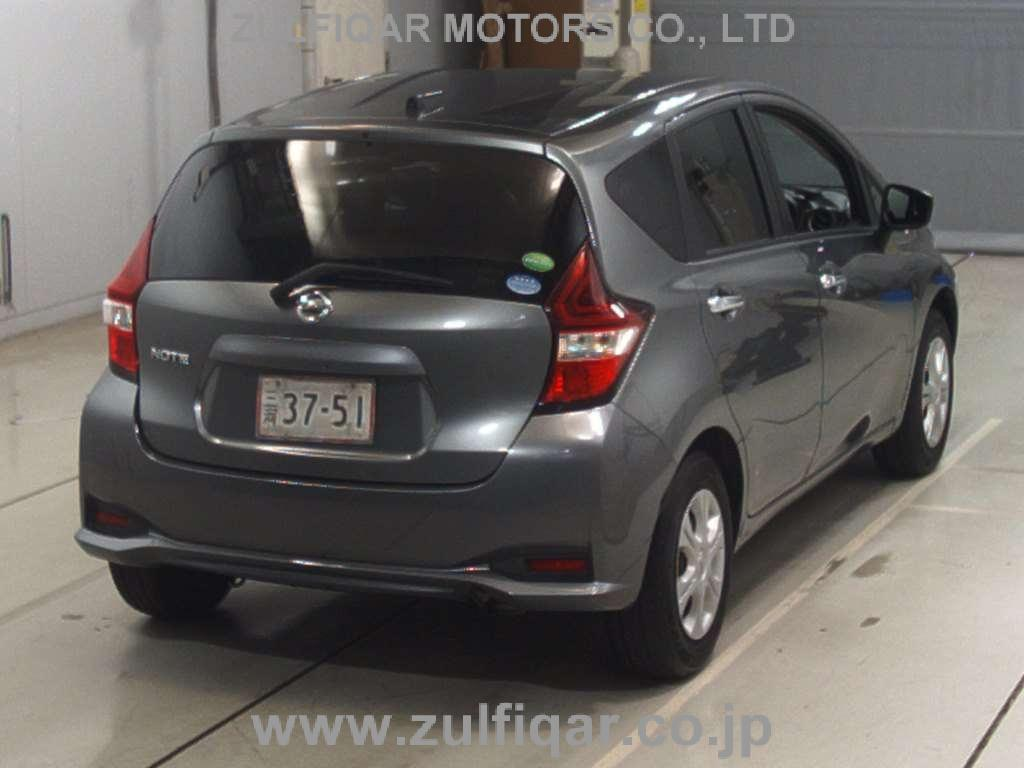 NISSAN NOTE 2017 Image 6