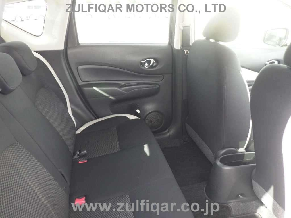 NISSAN NOTE 2017 Image 9