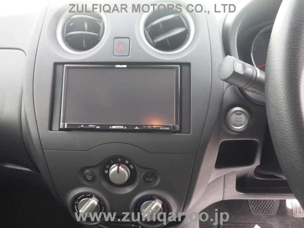 NISSAN NOTE 2017 Image 10