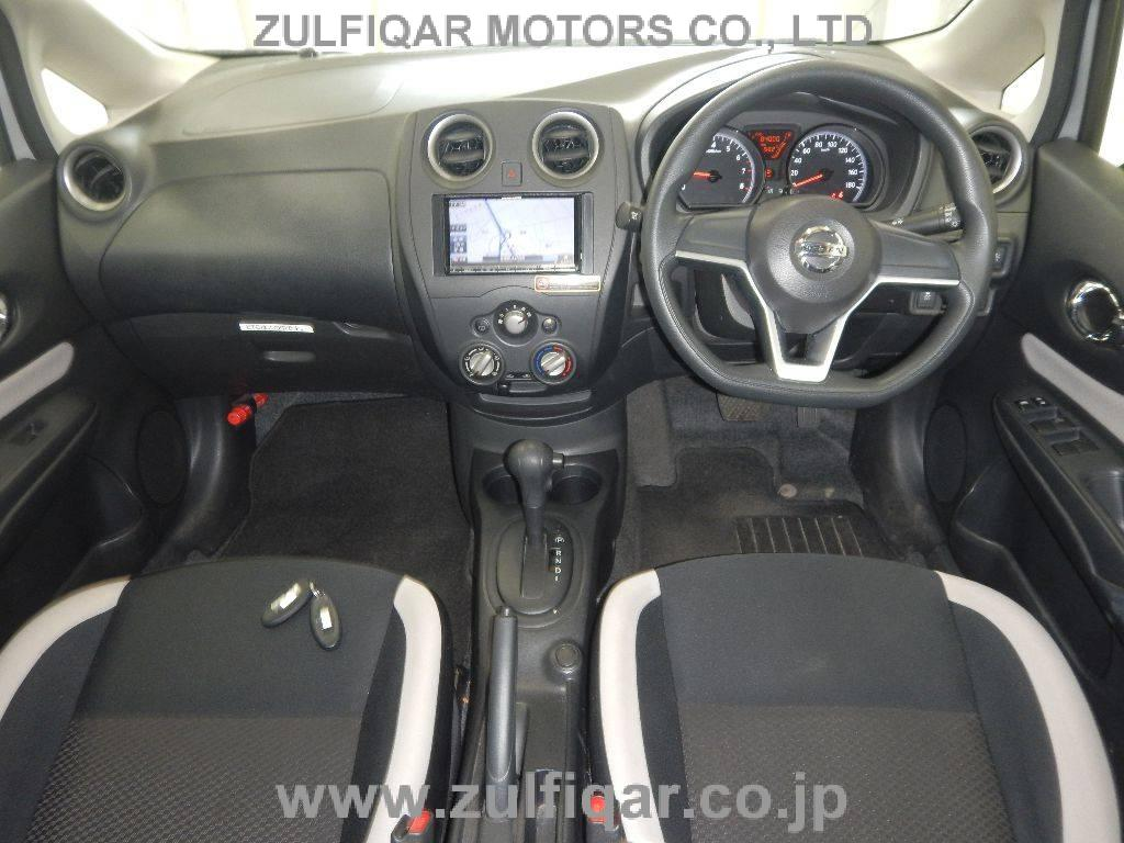 NISSAN NOTE 2017 Image 3