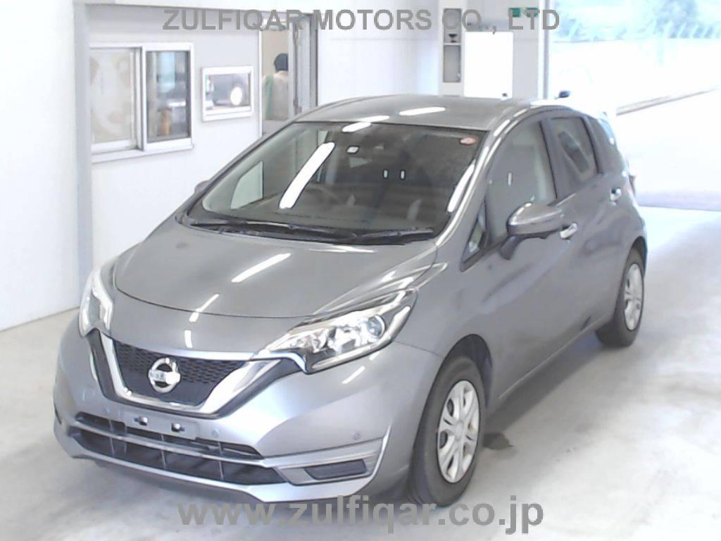 NISSAN NOTE 2017 Image 1