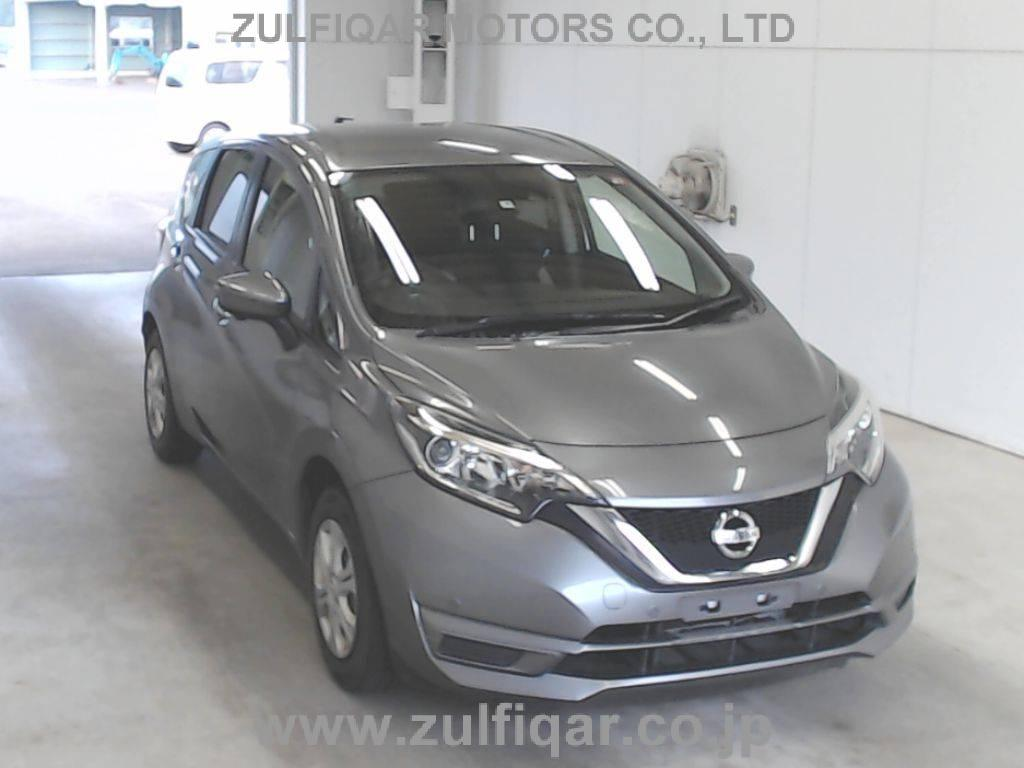 NISSAN NOTE 2017 Image 4