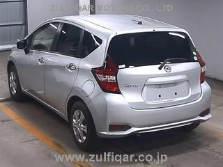 NISSAN NOTE 2017 Image 2