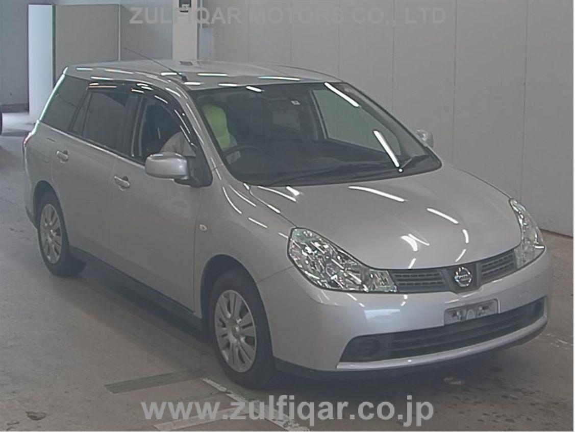 NISSAN WINGROAD S/W 2015 Image 1