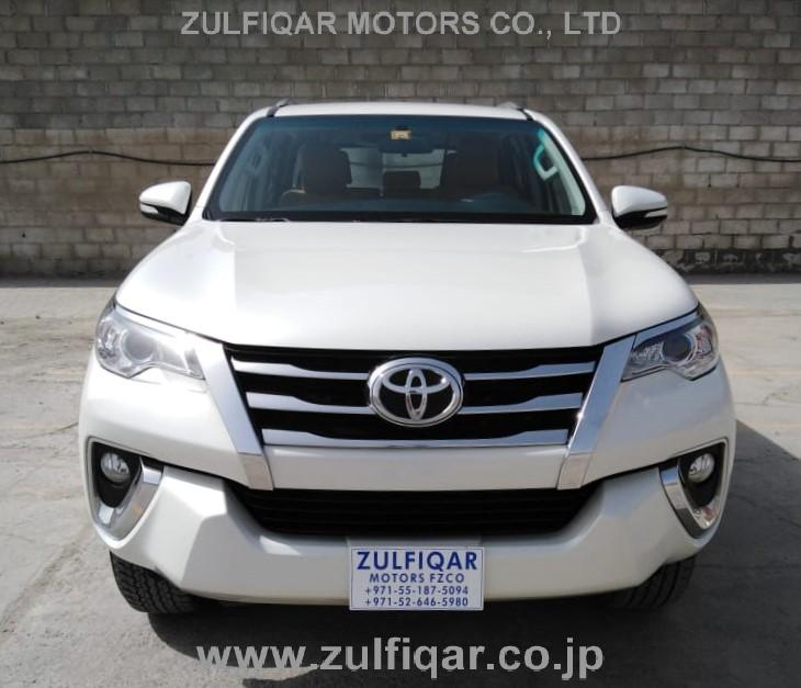 TOYOTA FORTUNER 2017 Image 1