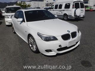 BMW 5 SERIES 2008 Image 1