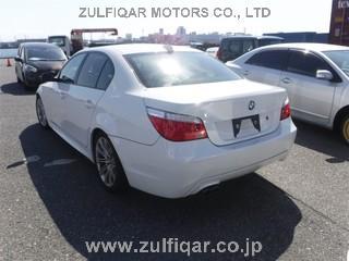 BMW 5 SERIES 2008 Image 2