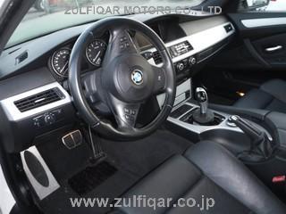 BMW 5 SERIES 2008 Image 3