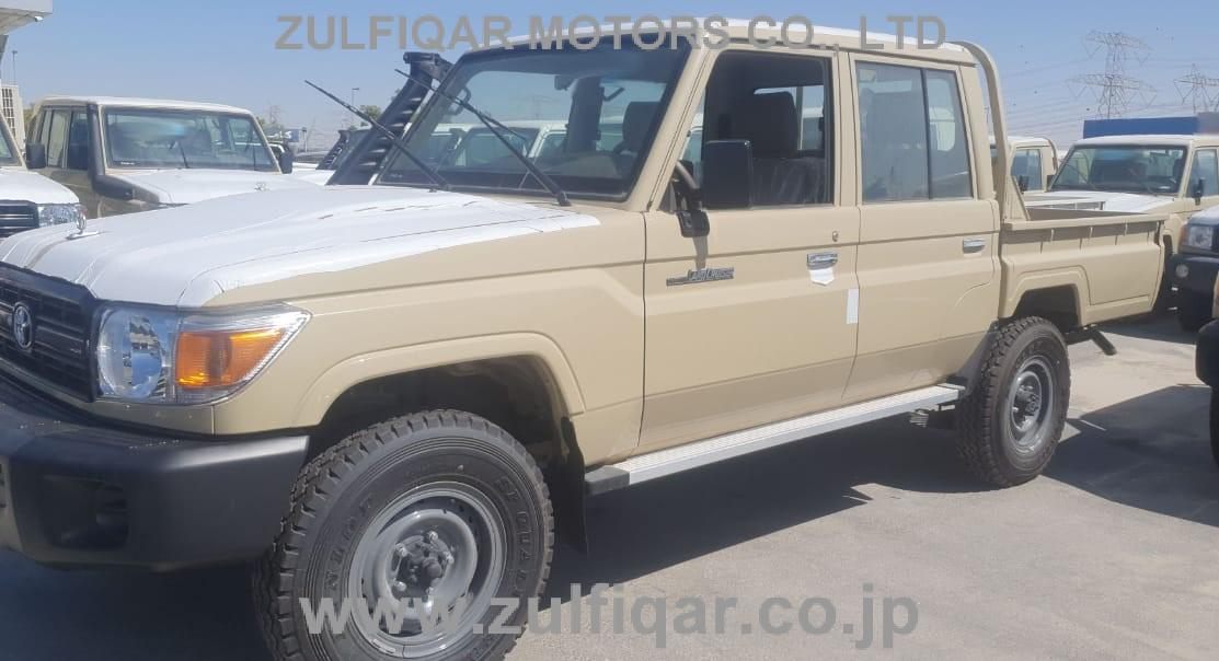 TOYOTA LAND CRUISER PICKUP 2020 Image 7