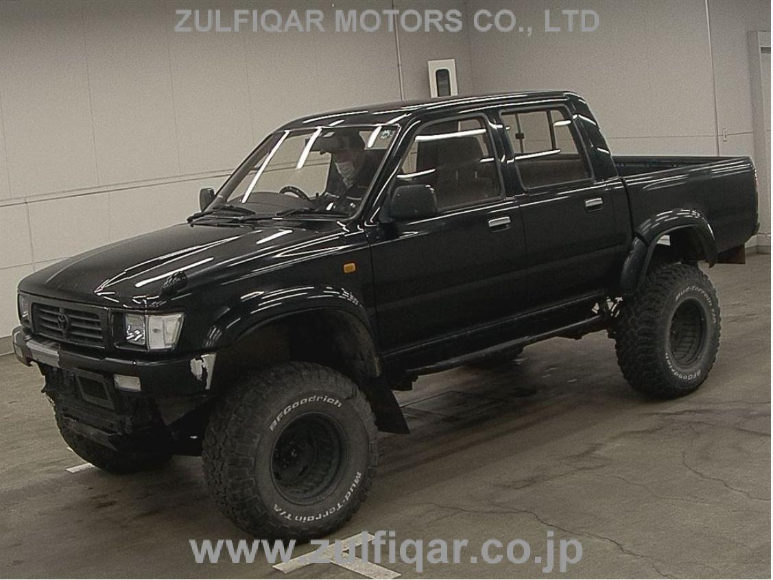 TOYOTA HILUX PICK UP 1997 Image 4