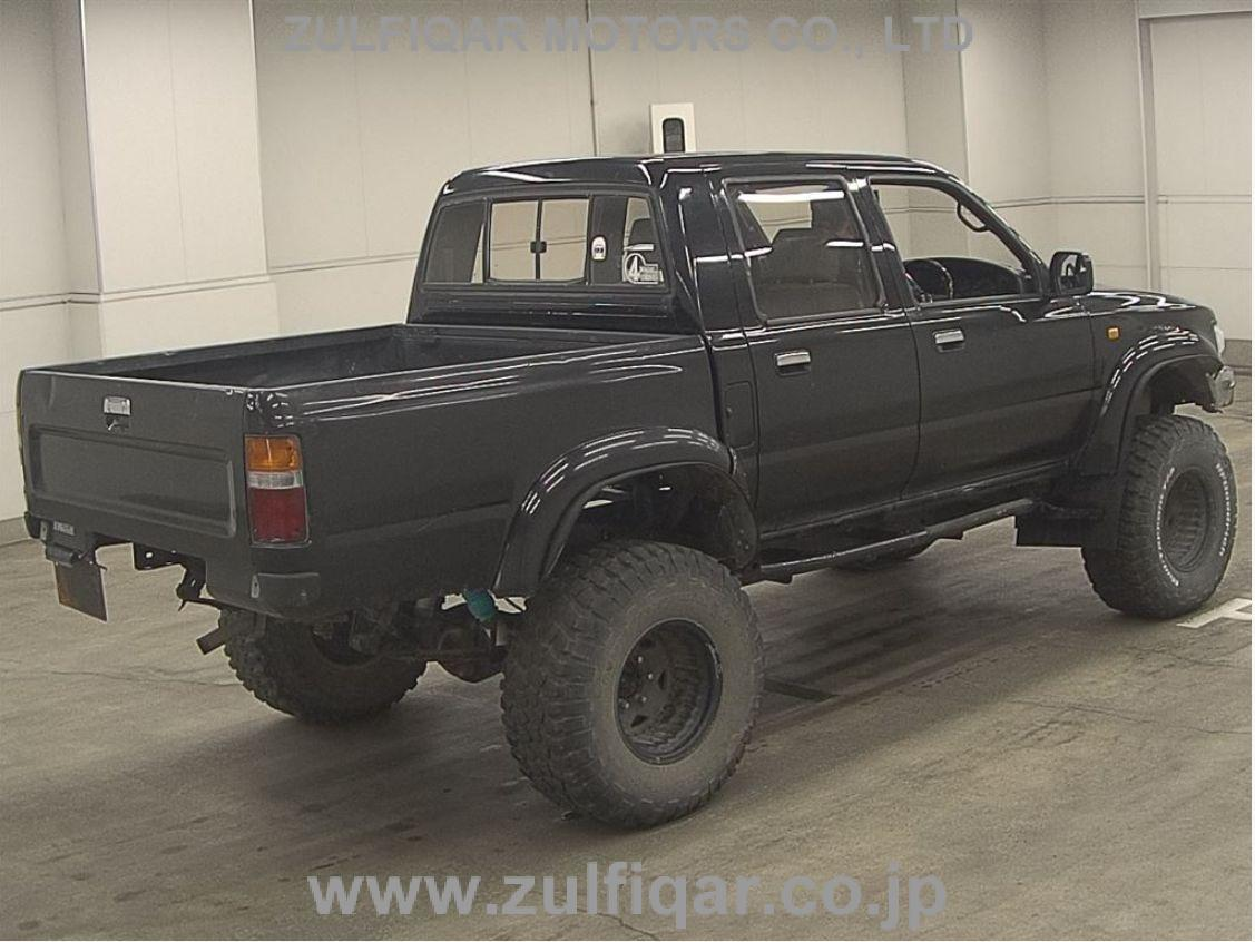 TOYOTA HILUX PICK UP 1997 Image 5