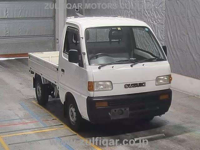 SUZUKI CARRY TRUCK 1996 Image 7