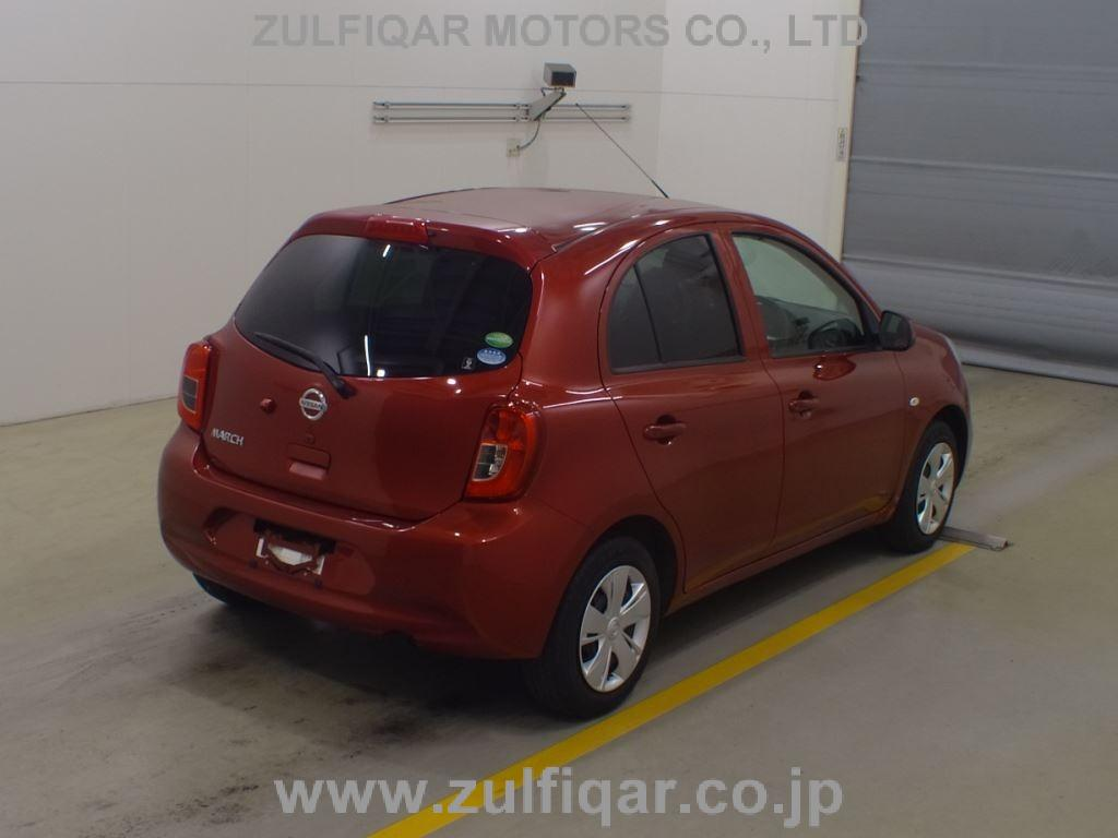 NISSAN MARCH 2017 Image 2