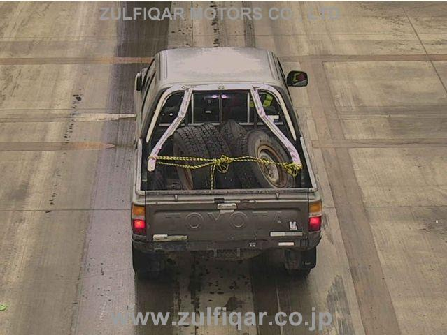 TOYOTA HILUX PICK UP 1989 Image 3