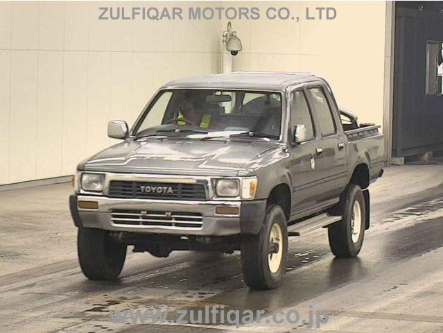 TOYOTA HILUX PICK UP 1989 Image 5