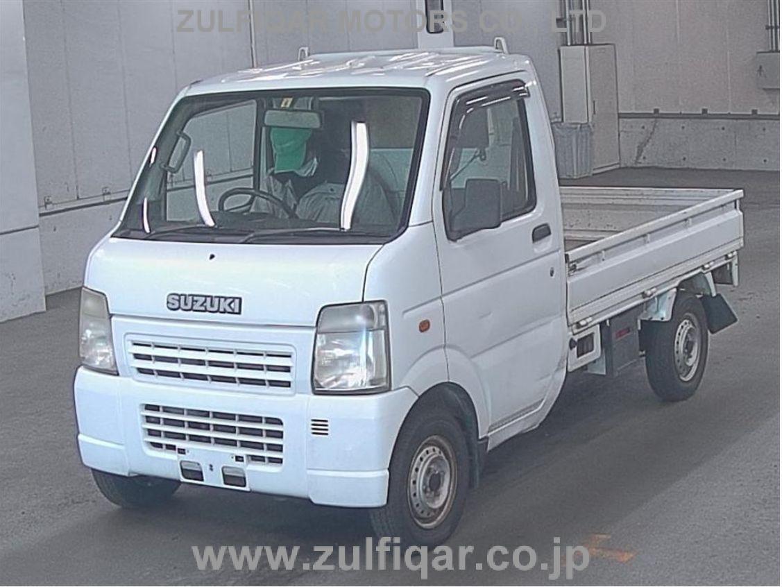 SUZUKI CARRY TRUCK 2007 Image 4