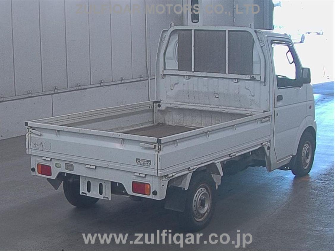 SUZUKI CARRY TRUCK 2007 Image 5