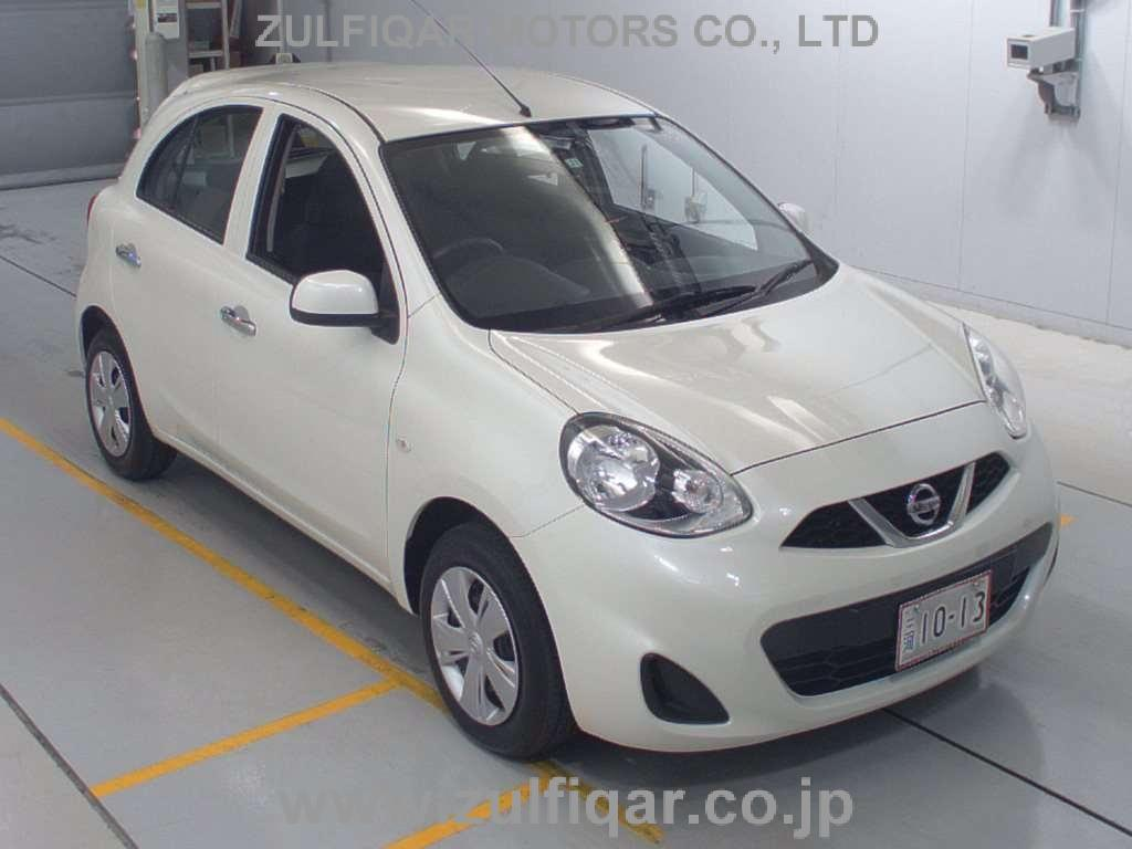 NISSAN MARCH 2017 Image 1