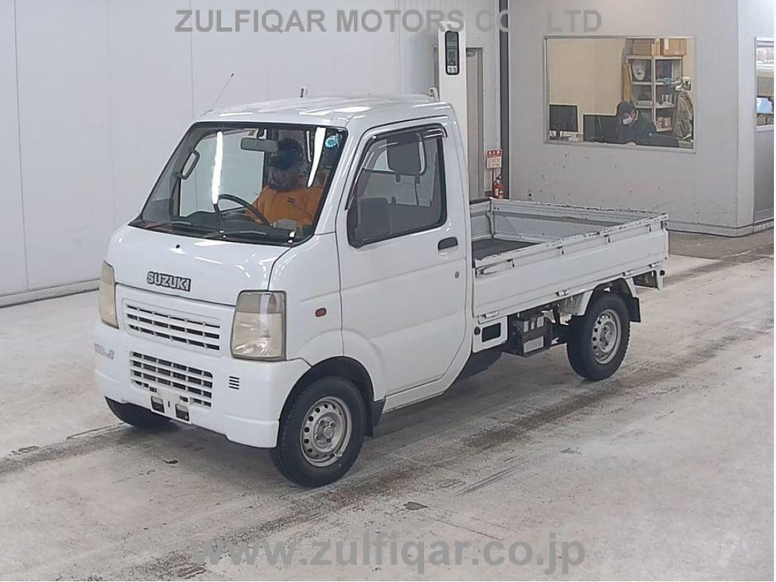 SUZUKI CARRY TRUCK 2002 Image 4