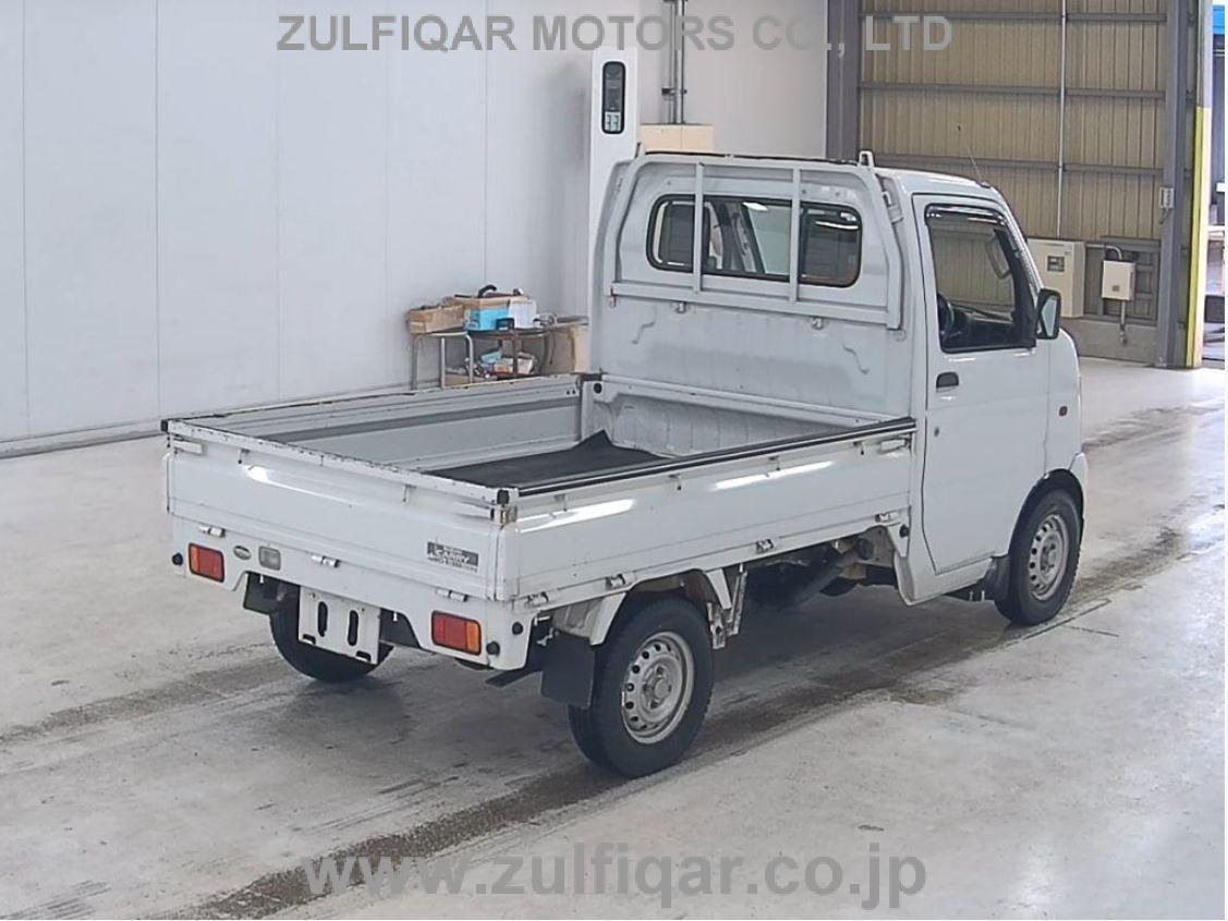 SUZUKI CARRY TRUCK 2002 Image 5