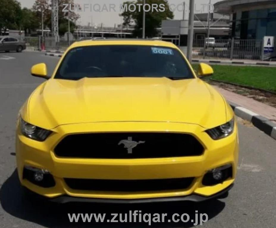 FORD MUSTANG 2017 Image 1