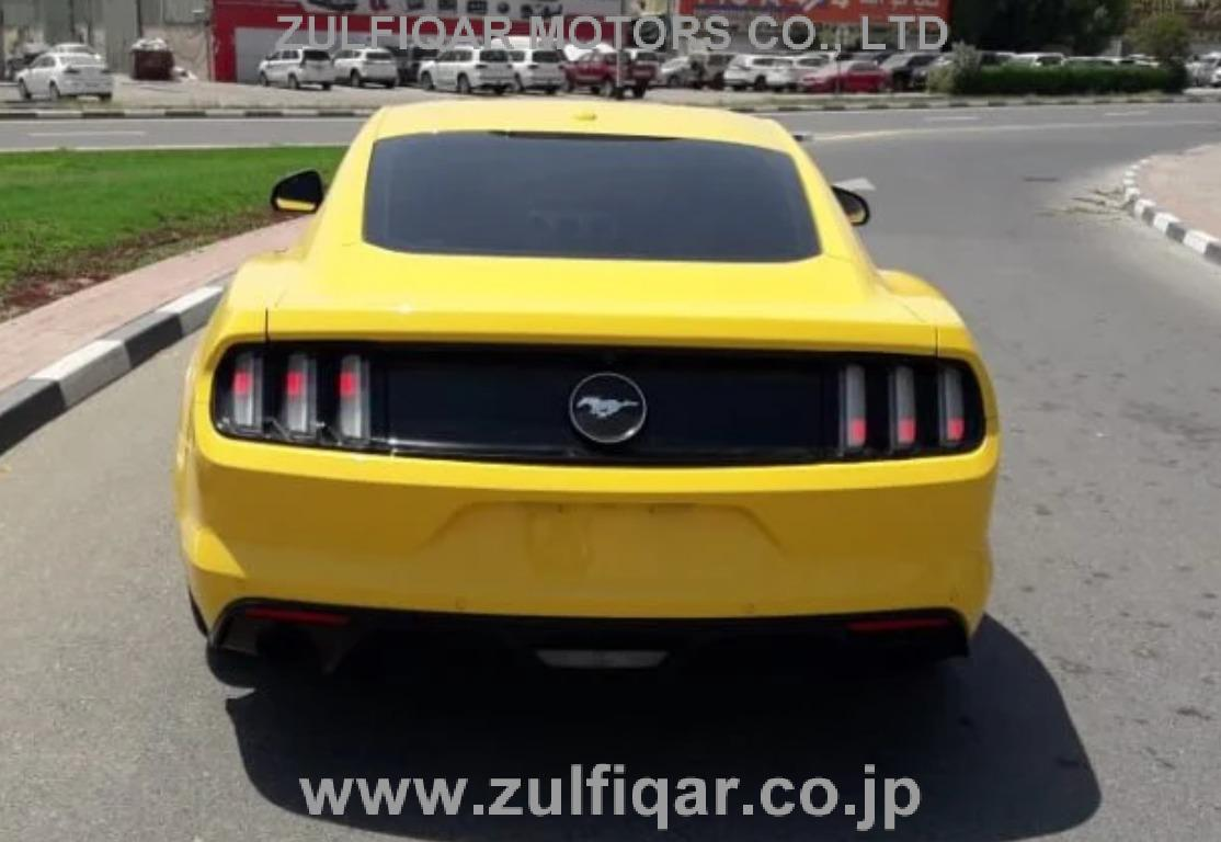 FORD MUSTANG 2017 Image 2