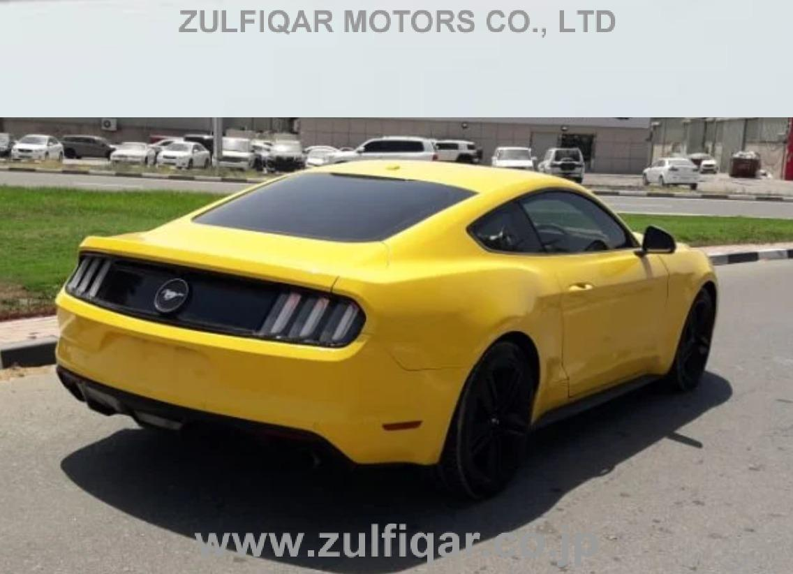 FORD MUSTANG 2017 Image 4