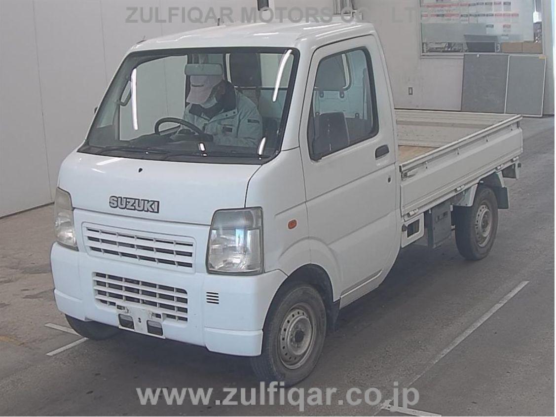 SUZUKI CARRY TRUCK 2006 Image 4