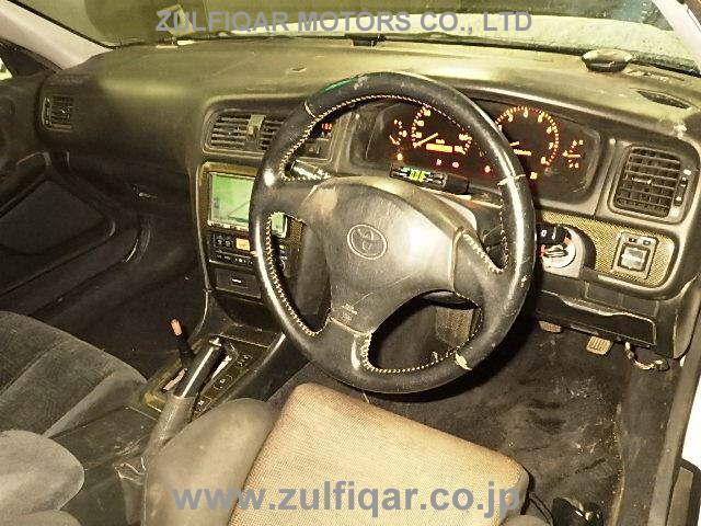 TOYOTA MARK II 1999 Image 3